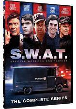 SWAT Complete 1970 Steve Forrest Series Seasons 1 & 2 DVD Set TV Collection All