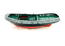 Heng Long 3810 RC Work Boat Spare Part Hull Botton Deck & Side Fence x 1 SET