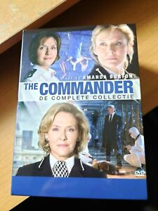 The Commander Complete Collection (DVD,2014) DUTCH IMPORT