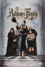 """Christopher Lloyd Signed """"The Addams Family"""" 26.75x40 Poster (JSA COA)"""