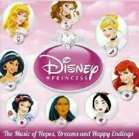 Disney Princess - The Music Of Hopes, Dreams And Happy Endings Cd