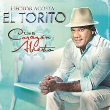 Hector Acosta Con El Corazon Abierto