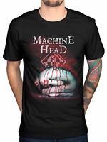 Machine Head Catharsis Unisex Crew Neck Black T-Shirt Tour Tee