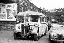 Kitson, Gee Cross KTE444 Crossley Bus Photo Ref P426
