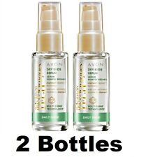 2 X Avon Advance Techniques Daily Shine Dry Ends Serum (2 x 30ml)