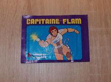 Capitaine Future/Capitaine feu/Sammeltüte/PANINI NEUF dans sa boîte Bag Pochette Bustina