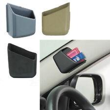 2pcs Car Auto Interior Phone Card Organizer Storage Bag Box Holder Accessories P