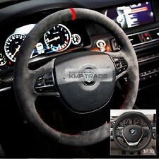 Organic Alcantara D.I.Y Steering Wheel Handle Cover For BMW 2012-15 3 Series F30