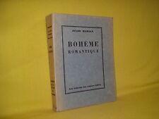 Bohème romantique par Marsan Aloysius Bertrand Lassailly Desbordes-Valmore