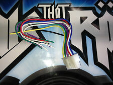 Dual XDM6351 XD130 CD5250 XDM6400 XDM260 XD230M  14 PIN WIRE HARNESS
