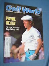 March 20, 1987 old vintage Golf World Newsweekly magazine