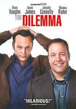 THE DILEMMA DVD NEW! KEVIN JAMES VINCE VAUGHN & ALL STARS CAST! COMEDY