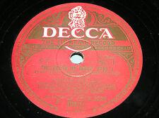 DECCA 78 Boris Godunov by Mussorgsky Raphael Arie & Josef Krips  K.2229 AR.13356