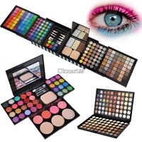 OK New Colors Eye Shadow Makeup Cosmetic Shimmer Matte Eyeshadow Palette Set