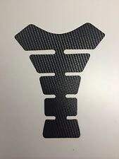 (Set Of 2) REAL CARBON FIBER MOTORCYCLE TANK PROTECTOR DUCATI HONDA YAMAHA USA