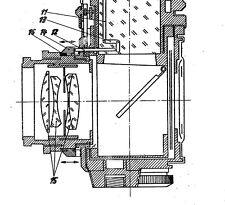 Alte, antike Kamera, Blitzgerät von Gossen (Erlangen)... - Infos bis 1970