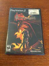 Drakengard (Sony PlayStation 2, 2004) PS2