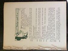 m17c1 ephemera 1920s short story dicky and i h marsh lambert
