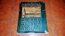 MOCKBA MOSCOW MOSCOU MOSKAU MOSCA 1960 101 PHOTO FOTO RUSSIA CCCP USSR USSR