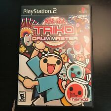 Taiko Drum Master for PlayStation 2 with Manual, No Drum