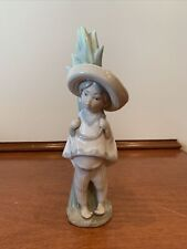 """Lladro Panchito Mexican Boy 11 1/2"""" Tall Retired Porcelain Figurine #1059"""