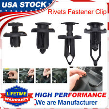 40pcs Plastic Rivets Plastic Push Pin Fastener Retainer Bumper Fender Trim Clips Fits 2007 Sportage