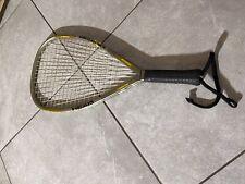 New listing HEAD Intelligence Intellifiber Racquetball Racquet 3 5/8 Power Frame Good