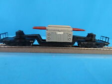 "Marklin 4617 DB Well Wagon with transformer ""Trafo-Union"""