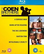 The Coen Brothers Collection [Blu-ray] *BRAND NEW*