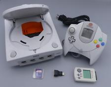 Fully MODDED Sega Dreamcast DCHDMI DCDigital, GDEMU, Noctua Fan, SD Card & More