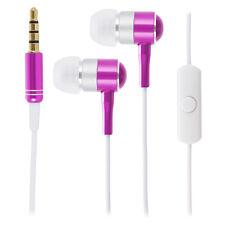 Rose / Blanc Chrome écouteurs pour Apple iPhone 6 6s Plus 5s SE iPad