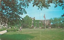 Warrensburg Missouri~Administration Building Central Missouri State~1950s PC