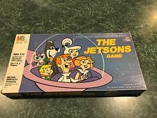 """Vintage 1985 Milton Bradley """"The Jetsons Game""""  Board Game *INCOMPLETE*"""