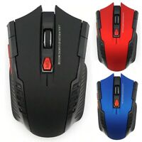 2000DPI 2.4GHz Wireless Optical Mouse Gamer for PC Gaming Laptops Mice
