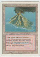 Revised Edition  MTG  Volcanic Island   Magic Dual Land