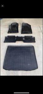 Jeep Cherokee weather tech mats