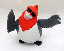 Rio Movie Pedro Red Crested Cardinal Bird #2 2011 McDonald's Figure Figurine Toy