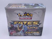 Pokemon💎2016💎Nintendo - XY - Fates Collide 🌟Sealed Booster Box