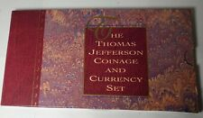 New listing 1993 The Thomas Jefferson Coinage and Currency Set