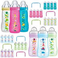 MAM 2016 Flaschen Babyflaschen Easy Active Baby Bottle 270ml/ 330ml mit Sauger