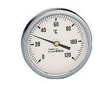 """688010  Termometro, attacco posteriore 1/2""""  CALEFFI"""