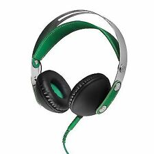 Akai A58032g Classic on Ear Headphones 1000 MW - Green