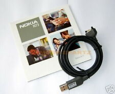 GENUINE NOKIA N73 CD SOFTWARE DISK & CA-53 DATA CABLE WIN XP & 7 COMPATIBLE