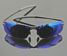 HD Polarized Driving Sunglasses Mens Fashion Mirrored Glasses Sports Eyewear