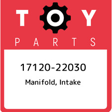 17120-22030 Toyota Manifold, intake 1712022030, New Genuine OEM Part