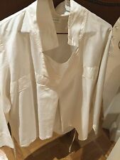 KRISTA LARSON Women's SILK Shirt One Size New Without Tags