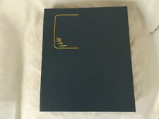 COTSWOLD COVERS SPECIAL COVER ALBUM WITH 10 PAGES BLUE ALBUM