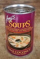 Diversion Can Stash Secret Safe Amy's Thai Coconut Soup 14.1 oz Magnetic Lid