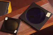 "Kodak Wratten metal filter frames 3x3"" 75mm Same Day Ship!"