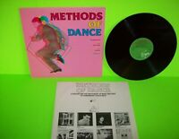 Methods Of Dance Vinyl LP Record Devo Japan Human League DAF Magazine Synth-Pop